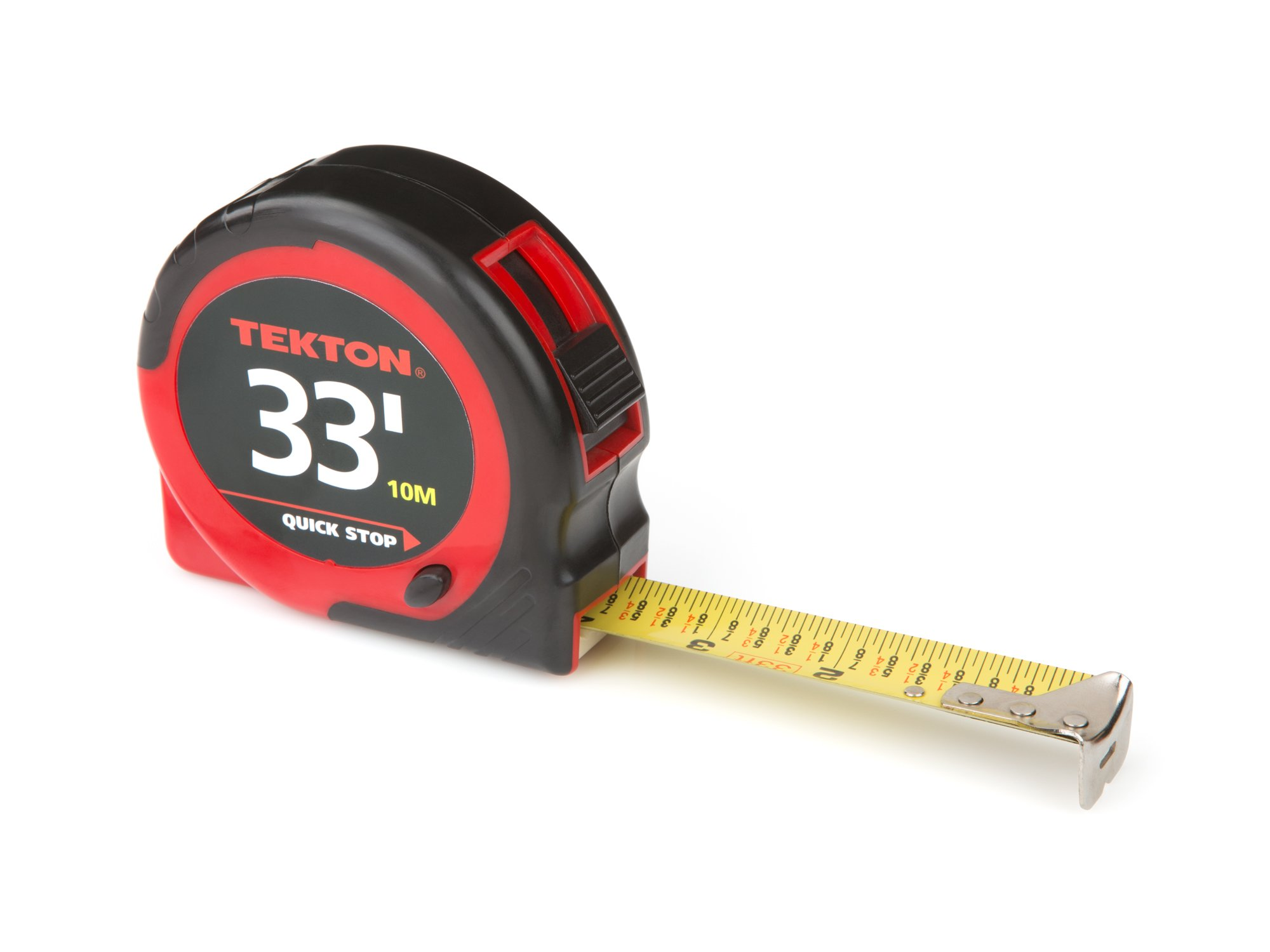 TEKTON 71955 33-Foot by 1-Inch Tape Measure by TEKTON