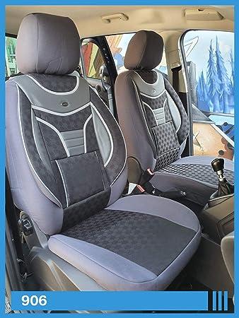Maß Sitzbezüge Kompatibel Mit Fiat Ducato 250 Fahrer Beifahrer Ab Bj 2006 Farbnummer 906 Baby