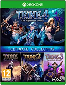 Trine Ultimate Collection, que incluye Trine 4, disponible para reserva en Xbox One