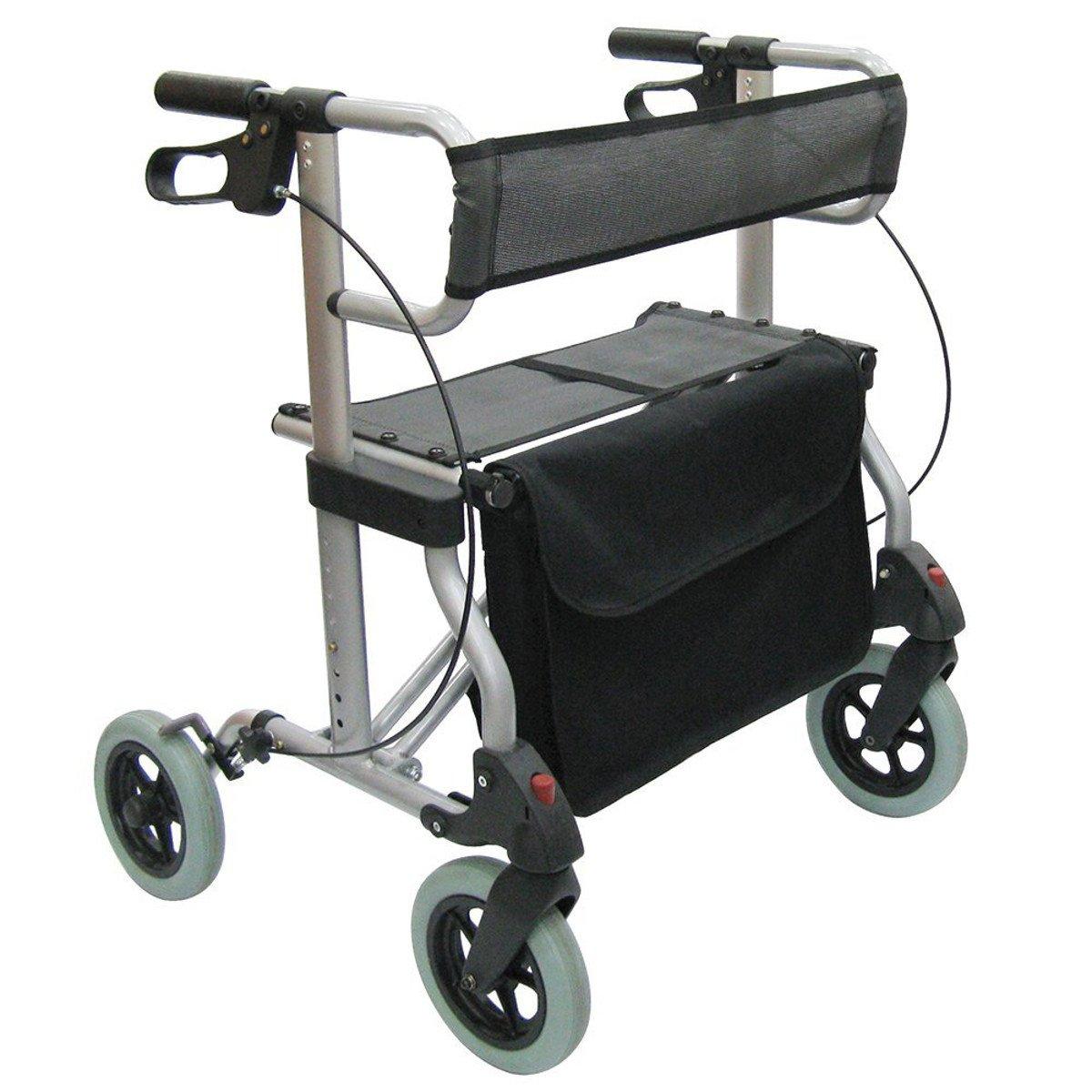 fabacare Premium XXL Magic - Andador ligero de aluminio ...