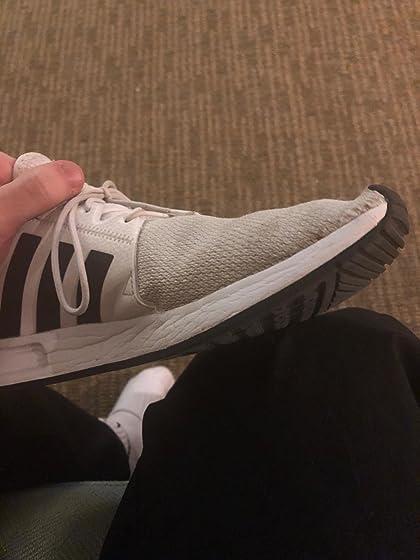 adidas Originals Men's X_PLR Running Shoe Worn out, dirty, wrong size