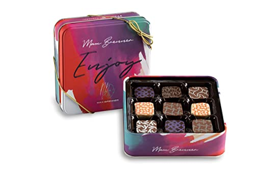 Max Brenners Chocolate 9 piezas caramelos: