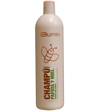 Blumin Papaya and Honey Shampoo 1000ml