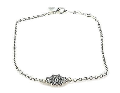 Pandora Symbol Of Lucky In Love Bracelet Cubic Zirconia 590506cz 20