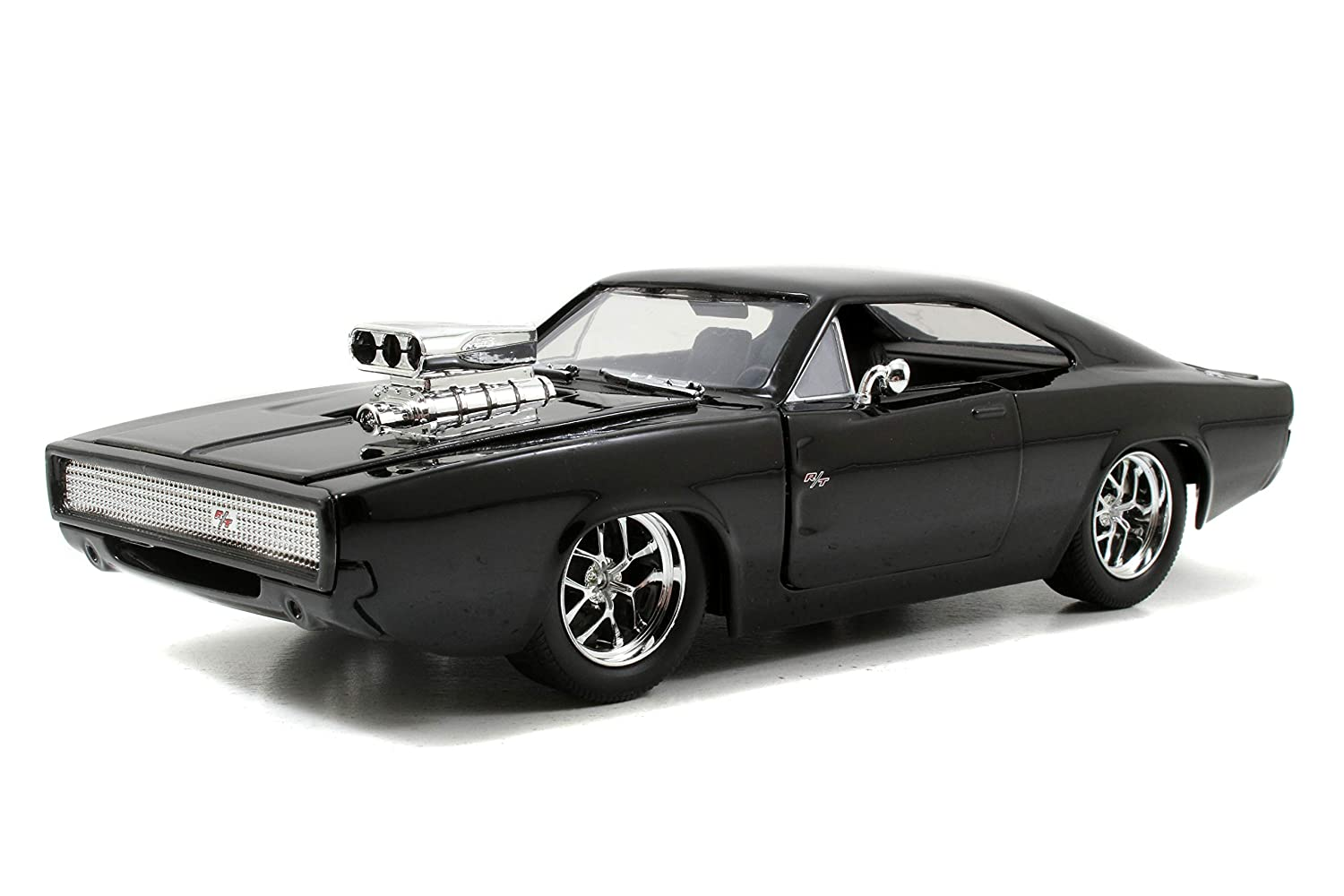 Jada Toys Fast & Furious 1:24 Diecast1970 Dodge Charger Street