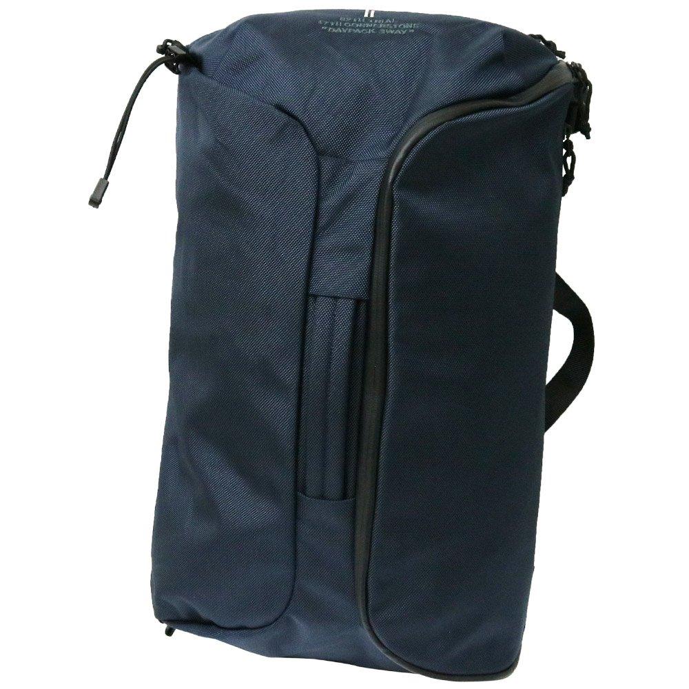 (ターグ) TERG『Daypack 3Way』(NAVY) One Size ネイビー B0721BCVB9
