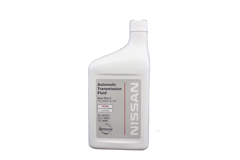 Genuine Nissan Fluid 999MP-AA100P Nissan Matic-D Automatic Transmission Fluid - 1 Quart