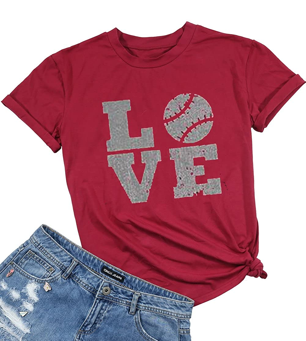 d159fd02 NANYUAYA Womens Funny Graphic Tshirts Tunic Short Sleeve Casual Tee Tops:  Amazon.ca: Clothing & Accessories