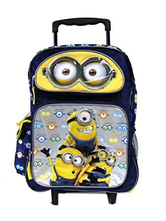 Amazon.com: Full Size Blue and Yellow Despicable Me Minion Eyes ...