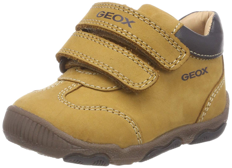 Geox B New Balu' A Baskets Basses bébé garçon