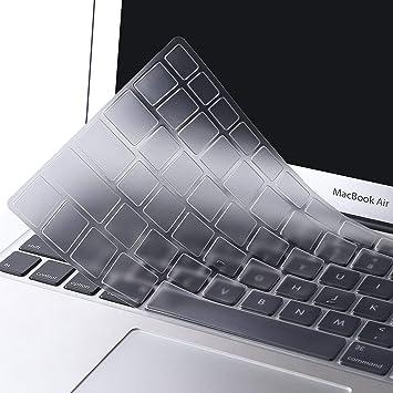 MOSISO AZERTY Protection Clavier Compatible avec MacBook Pro