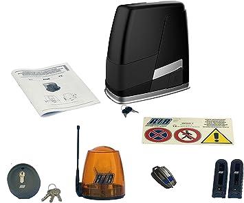 RIB KIT K400 AD00911 PUERTA CORREDERA PESADO HASTA 400 KG: Amazon.es: Bricolaje y herramientas