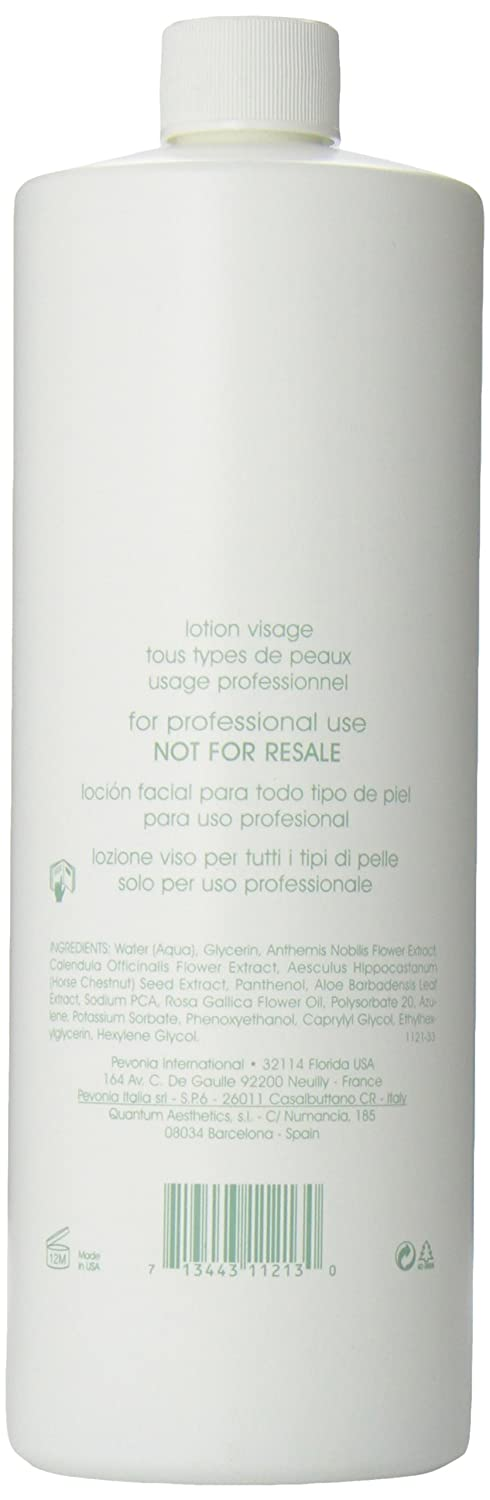 1000ml Skin All Botanica Lotion salon Facial Pevonia Size Types xBU8vIqxwn