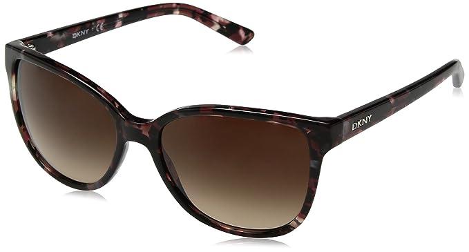 DKNY 0Dy4129 Gafas de sol, Pearl Port Tortoise, 57 para Mujer