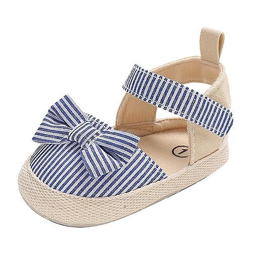 BBmoda Zapatos Bebe Niña Verano Primeros Pasos para Recién Nacido 0 ...