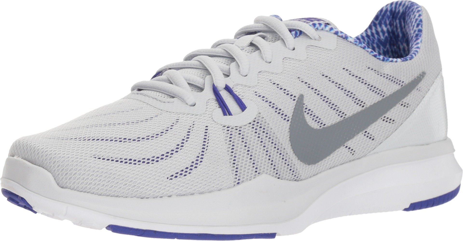 Nike Women's in-Season Trainer 7 Cross (10 M US, Pure Platinum)