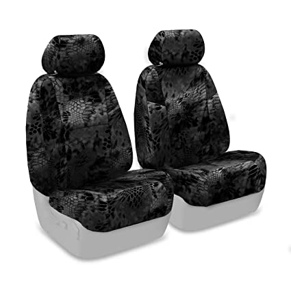 Amazon Com Coverking Front 50 50 Bucket Custom Fit Seat Cover For