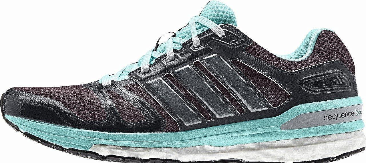 adidasSupernova Sequence Boost 7 - Zapatillas de Entrenamiento Mujer, Color Rojo, Talla 8: Amazon.es: Zapatos y complementos