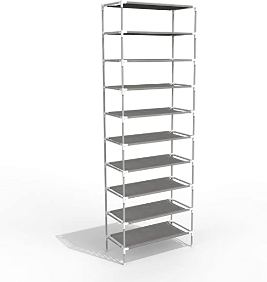 Storage Shelving unit cover fits racks 24Wx18Dx72H one side see through panel Cover Only
