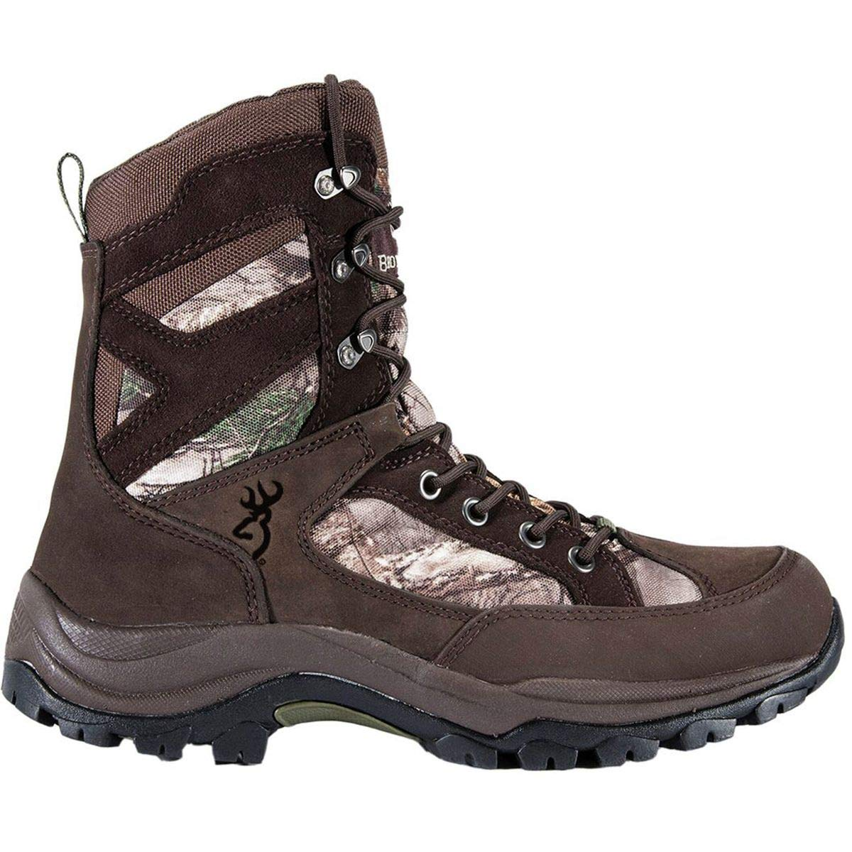 Browning Buck Pursuit 8in 400g Insulated Boot - Men's Bracken/Realtree Xtra, 10.5