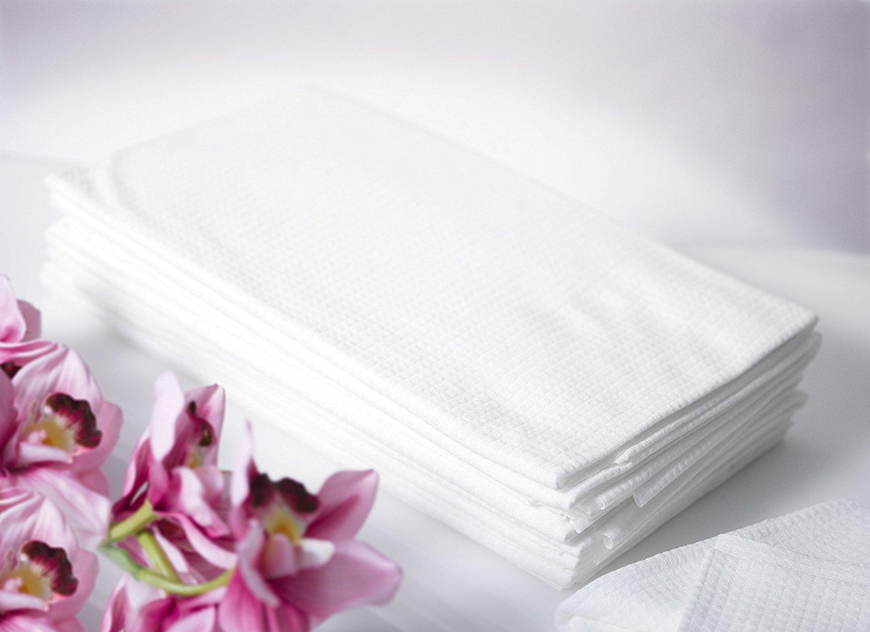 20x scrummi desechable eco baño/toallas de gimnasio