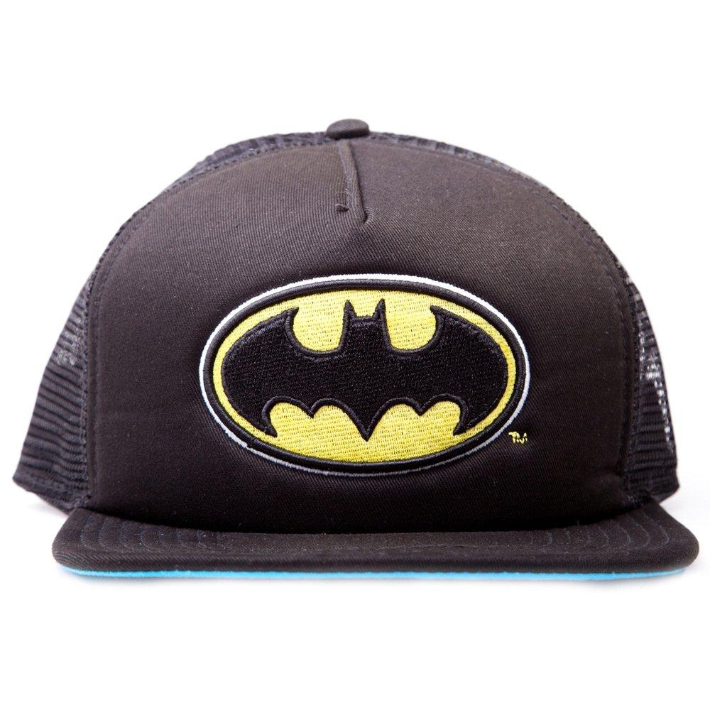 DC COMICS BATMAN Logo, Gorra de béisbol para Hombre, negro única ...