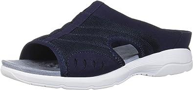 Open Toe Casual Slide Sandals