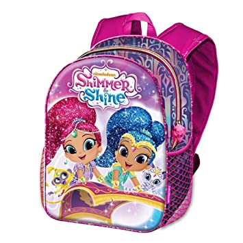 Karactermania Shimmer Y Shine Sparkle Mochila Infantil, 40 cm, Rosa: Amazon.es: Equipaje