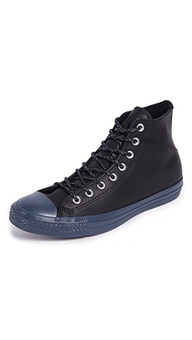92d4f540f2afc5 Converse Chuck Taylor All Star Leather Thermal 157514C Mens Sneakers Shoes  Winter Casual  Amazon.co.uk  Shoes   Bags