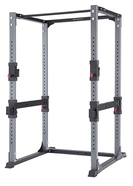 Com Bodycraft F430 Power Rack Extreme Performance Weight Lifting Equipment Sports Outdoors
