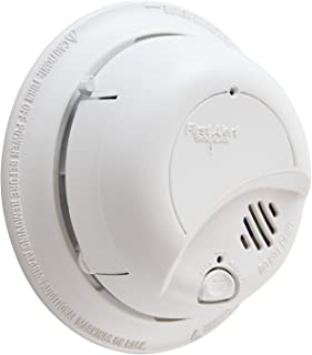 amazon com first alert brk 7010b hardwire smoke alarm with rh amazon com first alert smoke detector manual hardwired
