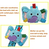 Daisy Baby Rattle Toy, Animal Wrists Rattle & Foot