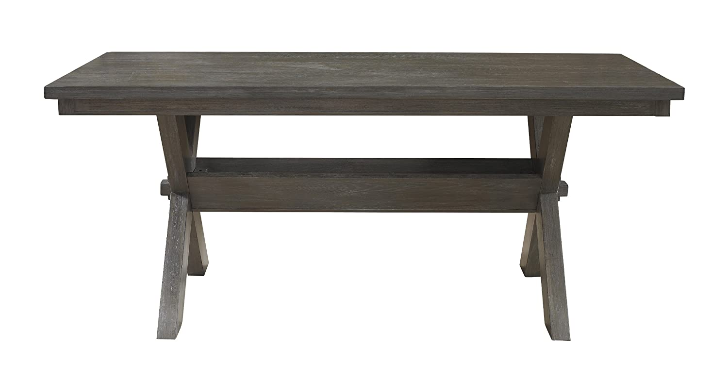 Amazon.com - Powell Turino Rectangle Dining Table - Tables