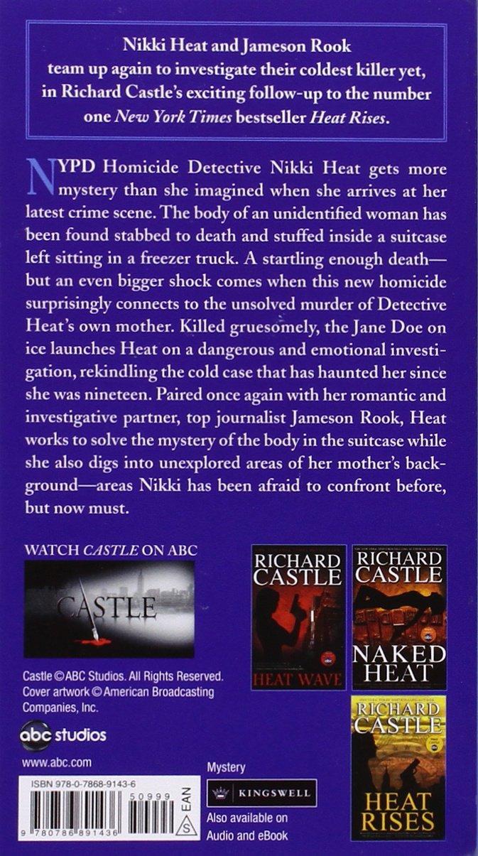 Frozen Heat (a Castle Book): Richard Castle: 9780786891436: Amazon:  Books