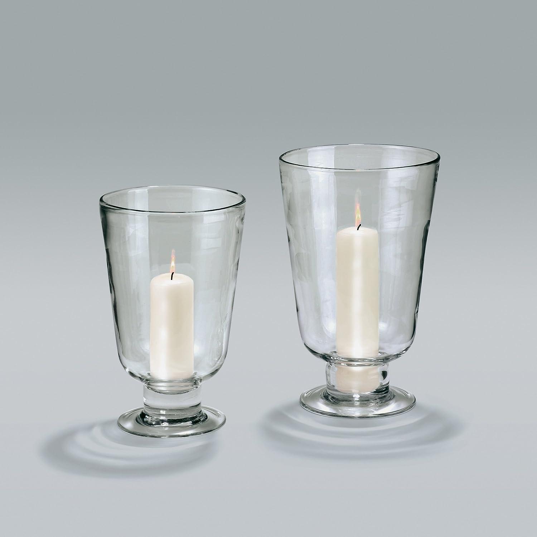 Lambert Gerona Windlicht Vase H36,5 D23cm, Klar Glasaccessoires-Kristall, One Größe