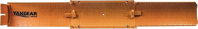 Amazon.com : YakGear Fish Stik (Sunset Orange) : Sports & Outdoors