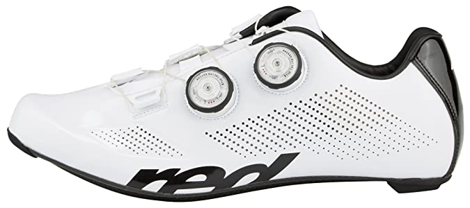 Red Cycling Products Pro Road I Carbon Shoes White 2018 Bike Shoes:  Amazon.co.uk: Shoes & Bags