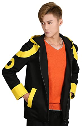 Mystic Messenger Costume Deluxe Cotton Coat and Long-Sleeve Tees Jacket XXL