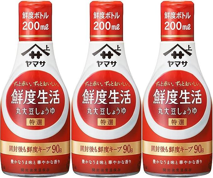 ヤマサ 醤油