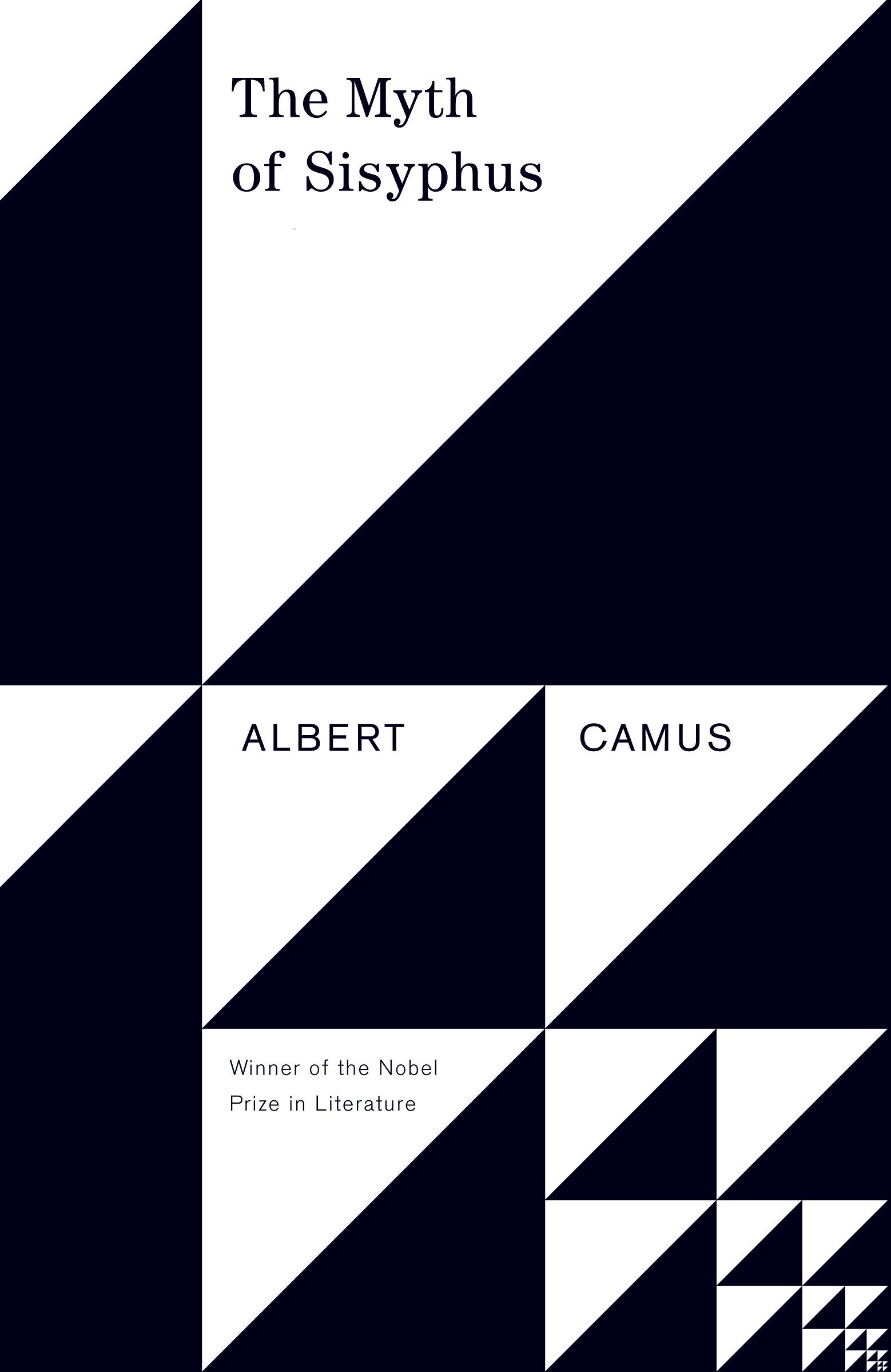 The Myth Of Sisyphus Albert Camus Pdf