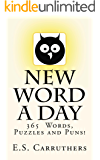 New Word A Day: Vocabulary and Riddles