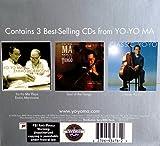 3 Pak: Yo-Yo Ma / Morricone / Soul of Tango