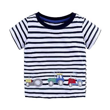 ec98e6189c607 Sunenjoy Enfants T-Shirt