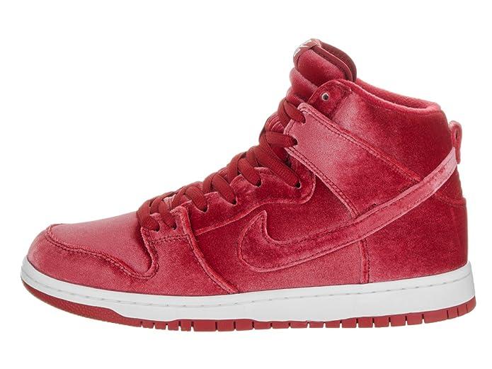 cheap for discount 3ae74 af17d Amazon.com   Nike Men s Dunk High Premium SB Skate Shoe   Shoes