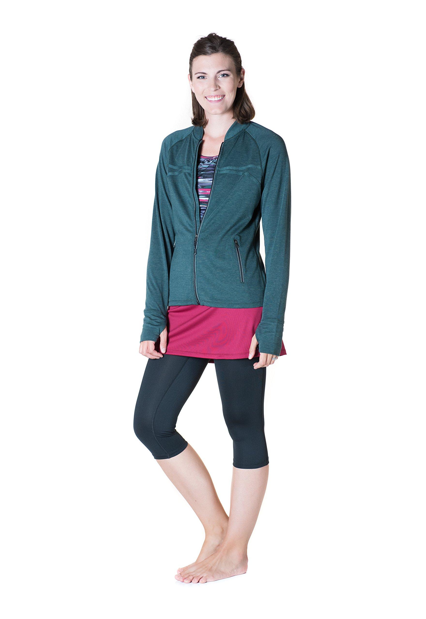 Skirt Sports Women's Wonder Wool Jacket