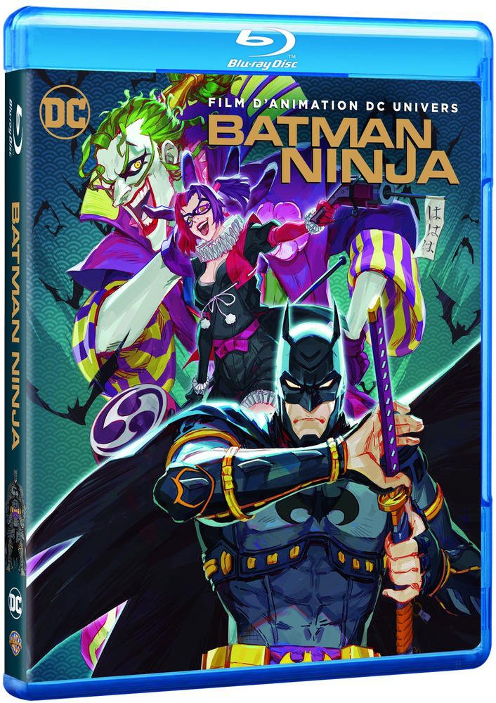 Batman ninja [Francia] [Blu-ray]: Amazon.es: Koichi Yamadera ...