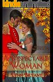 A Respectable Woman: a novel of Victorian London (The Alverstone Series Book 1)