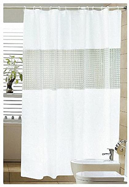 Image Unavailable Not Available For Color Vision VINYL Shower Curtain