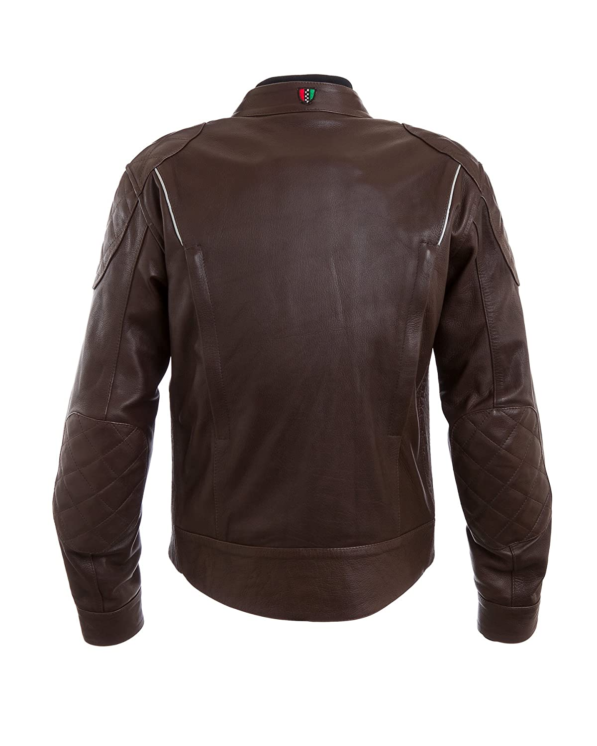 Corazzo Mens Corso Jacket Brown Large CORCL