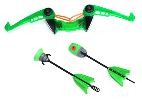 Zing Z Bow, Orange/Green - Airstorm, Kids Toys, 5 Years & Above, Indoor & Outdoor Toys